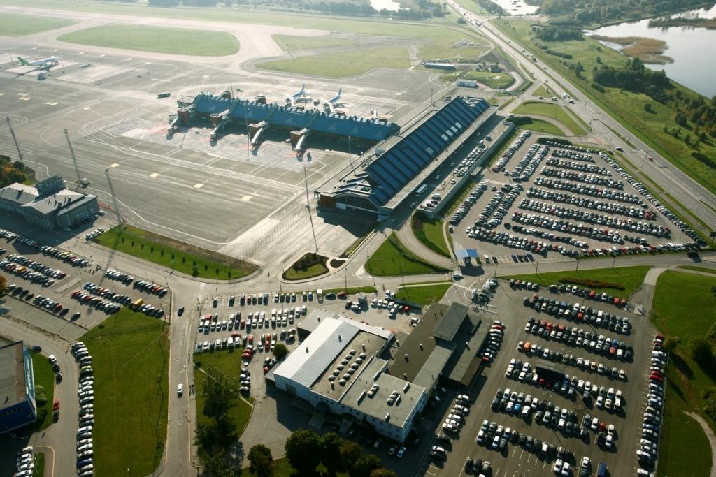 Таллинн аэропорт